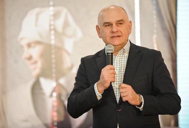 Piotr Muszyński, wiceprezes Orange Polska