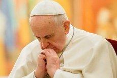 Papież Franciszek ostro o ideologii gender.