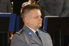 Krzysztof Niziołek to były zastępca komendanta wojewódzkiego policji. Teraz dostał pracę w miejskiej spółce w Strzegomiu.