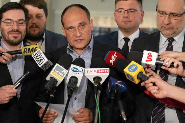 Lider Kukiz'15 Paweł Kukiz