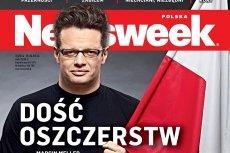 """""""Newsweek"""" o życiorysach autorytetów prawicy i ich oszczerstwach w książce """"Resortowe dzieci""""."""
