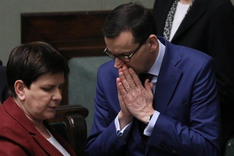 Koszty prowadzenia Kancelarii Premiera za czasów rządów PiS rosną w ekspresowym tempie.
