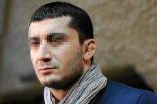 """Mamed Ch. został zatrzymany przez Centralny Pododdział Kontrterrorystyczny """"BOA""""."""