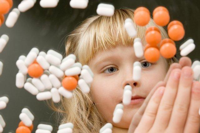 Powstaje nowa gałąź przemysłu farmaceutycznego suplementy dla dzieci.