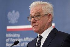 Jacek Czaputowicz jako dyrektor KSAP przez cztery lata podlegał Donaldowi Tuska.
