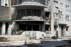 Przybywa zagadek wokół eksplozji gazu w kamienicy w Bytomiu.