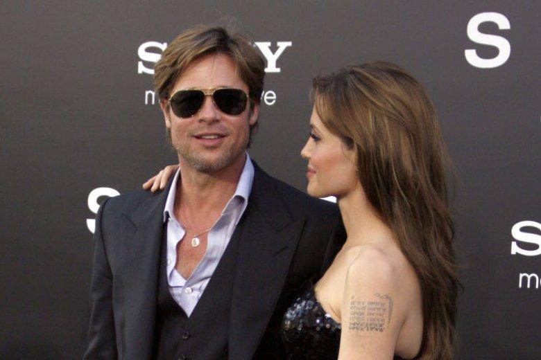 Brad Pitt i Angelina Jolie rozstają się. Powodem ma być nadużywanie alkoholu przez gwiazdora.