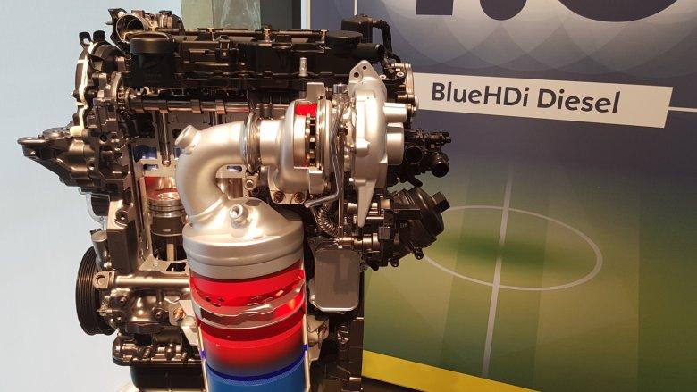 Nowe silniki mają spełniać przyszłe normy dotyczące czystości spalin.