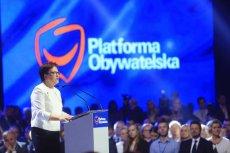 Prace nad listami wyborczymi PO są już mocno zaawansowane. Ewa Kopacz będzie jedynką w Warszawie.