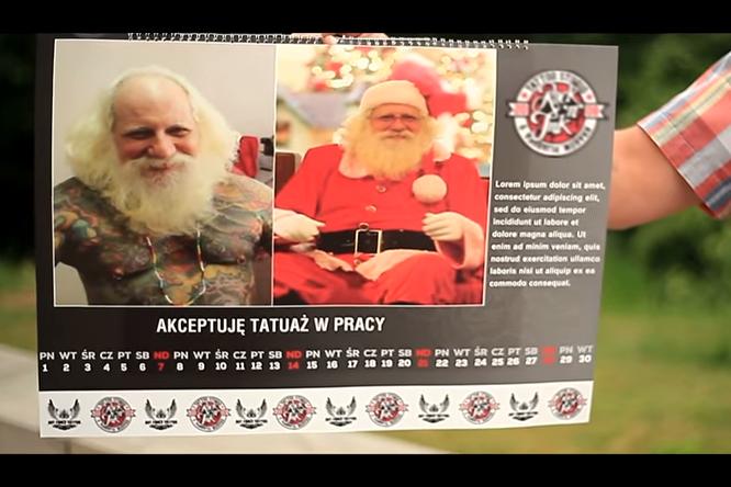 Tak ma wyglądać kalendarz