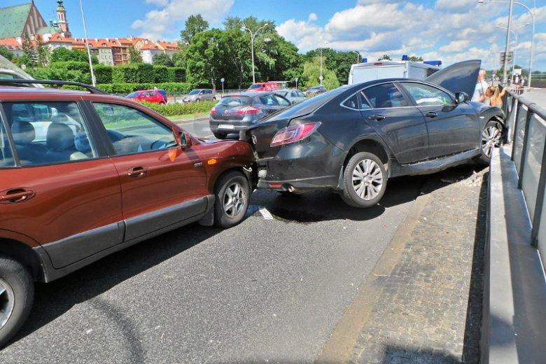 Wypadki chodzą po ludziach. Zdjęcie stanowi jedynie ilustrację do tekstu.