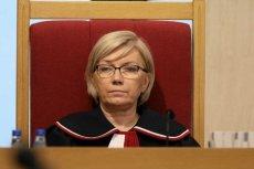 Na życzenie posłów PiS Przyłębska, wraz z 4 nominatami partii, przyjrzy sięlegalności wyboru prezes SN.