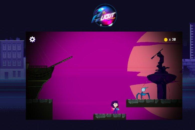 Gra 2 THE LIGHT to nowoczesny CSR, którego celem jest pomoc chorym dzieciom.