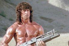 Sylvester Stallone opowiedział się za ograniczeniem dostępu do broni w USA