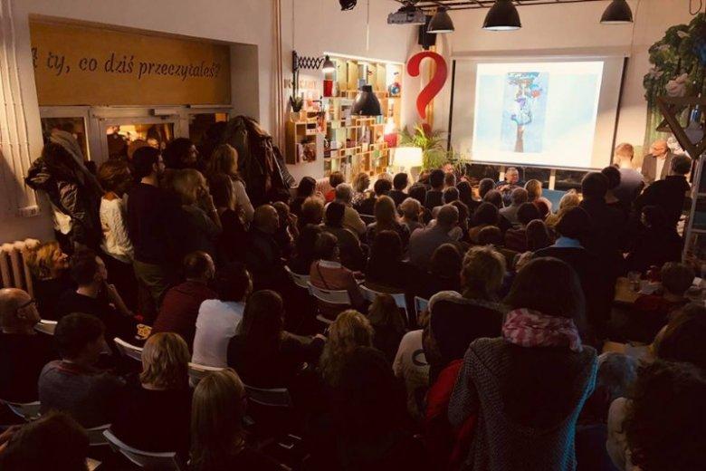 Spotkania z autorami i wyjątkowe dyskusje to tylko część z atrakcji Big Book Festivalu