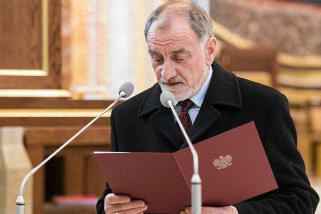 Prof. Jan Duda, ojciec prezydenta Andrzeja Dudy nie ukrywa swoich mocno prawicowych poglądów i religijności