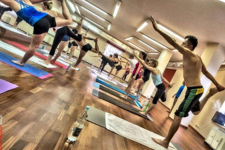 Bikram joga w Warszawie