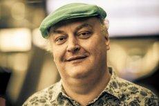 Maciej Nowak, dyrektor teatru w Poznaniu, dziennikarz, krytyk teatralny