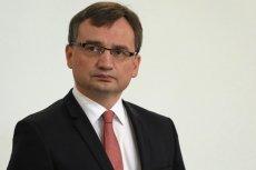 Zbigniew Ziobro chce osobiście nadzorować śledztwo przeciwko... Leszkowi Czarneckiemu.