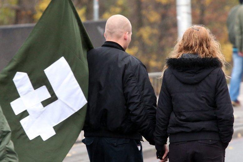 ONR-owcy uczcili pamięć 113 rocznicy urodzin nazistowskiego kolaboranta.