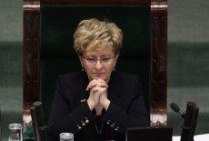 Elżbieta Radziszewska rezygnuje ze startu w wyborach.