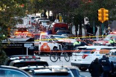 Atak terrorystyczny w Nowym Jorku. Sprawca tratował ludzi furgonetką.