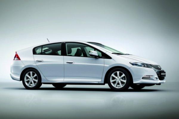 Honda Insight - ceny od 88200 zł
