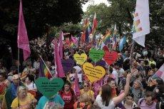 Marsz Równości w Płocku ruszył 10 sierpnia o godz. 14:00.