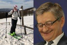 Jeden z lotów Marka Kuchcińskiego z rodziną do Rzeszowa odbył się w lutym.