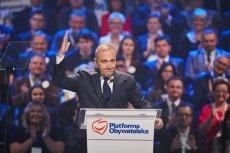 Platforma Obywatelska cieszy się rosnącym poparciem Polaków.