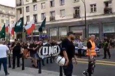 Marsz ONR w Warszawie 1 sierpnia.