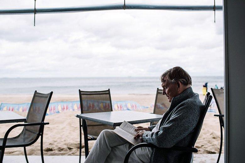 Tak wygląda pogoda na gdańskich plażach w lipcu...