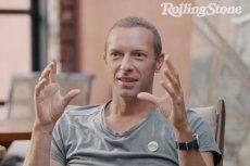 Chris Martin udzielił osobistego wywiadu.