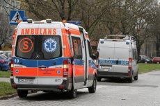 Nie żyje 21-letnia kobieta, która zapaliła się we Wrocławiu, w czasie pracy.