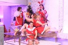 Mikołajki TVP zaśpiewały piosenkę o karpiu, która jest tak cringe'owa jak Siostry Godlewskie.