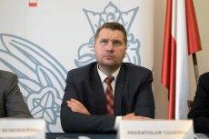 Wojewoda lubelski Przemysław Czarnek otrzymał ponad 83 tys. głosów w wyborach do Sejmu