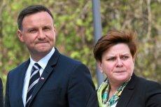 """Zdaniem tygodnika """"Wprost"""" Beata Szydło ma wrócić do Polski i zostać szefową kampanii wyborczej Andrzeja Dudy."""