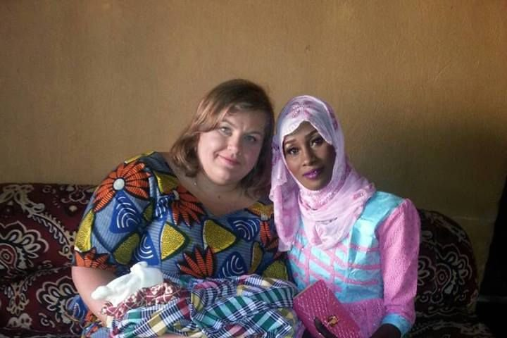W Gambii Justyna spotkała szczęśliwych ludzi