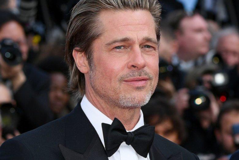 Brad Pitt zrobił w Cannes furorę