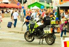 Norwegowie mówią, że policja jest bardzo przyjazna