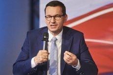 """Mateusz Morawiecki ma ogłosić w sobotę tzw. """"piątkę dla przedsiębiorców""""."""