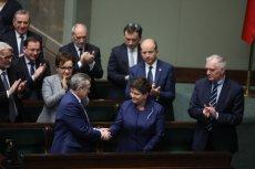 Rząd Beaty Szydło zaczął siębogacić na nagrodach jużw 2016 roku.