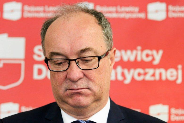 Włodzimierz Czarzasty wycofał się z koalicji z PiS. Jak się wyraził, została słusznie skrytykowana.
