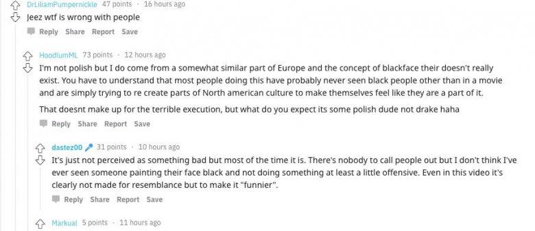 Na popularnym forum rozgorzała dyskusja na temat polskiego programu.
