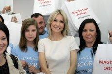 Magdalena Ogórek na spotkaniu z wyborcami w Rzeszowie mówiła o wsparciu ze strony Polek.