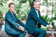 Krystyna Danilecka-Wojewódzka niedługo zamieni tandem na jednoosobowy rower i sama będzie rządziła Słupskiem.