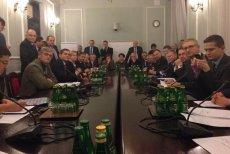 Posłowie PiS przerwali obrady zespołu parlamentarnego zainicjowanego przez Twój Ruch.