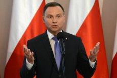 Andrzej Duda poprze pewne rozwiązania jeśli zrobi to parlament.