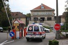 Dziecko przebywa w szpitalu im. Stefana Żeromskiego w Krakowie.