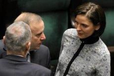 Joanna Mucha zgłosiła w piątek swoją kandydaturę. Posłanka chce zostać szefową PO.